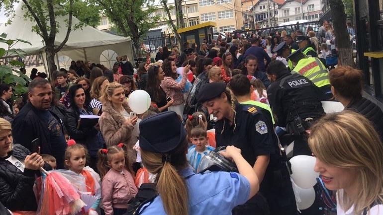 Edhe policia me aktivitete për Ditën e Fëmijëve