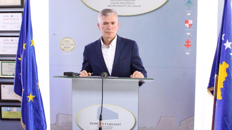 Të enjten në Gjilan nis faza e dytë e dezinsektimit hapësinor