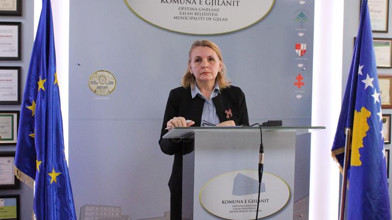 Hajdari: Gjilani po i bën përgatitjet e fundit për shënimin e 20-vjetorit të çlirimit