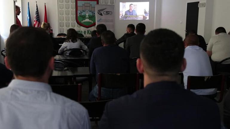 """OJQ CSD dhe Omonia shfaqin dokumentarin e metrazhit te shkurtë """"Si Dikur"""""""