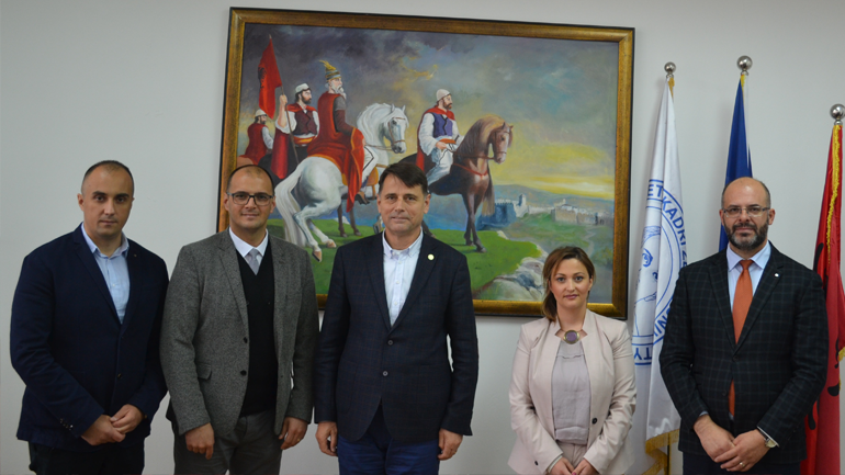 UKZ nënshkruan marrëveshje bashkëpunimi me Cacttus