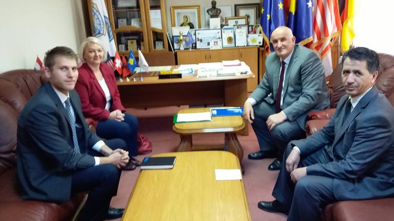 Vitia dhe GIZ nënshkruajnë marrëveshje bashkëpunimi për menaxhim të mbeturinave