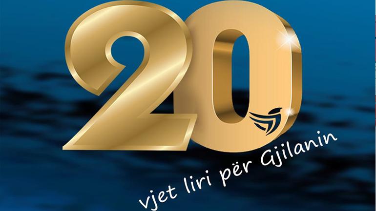 Gjilani me dhjetëra aktivitete për 20-vjetorin e çlirimit (KALENDARI)