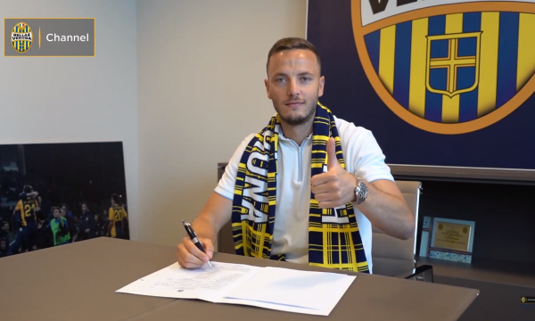 Verona zyrtarizon transferimin e Rrahmanit