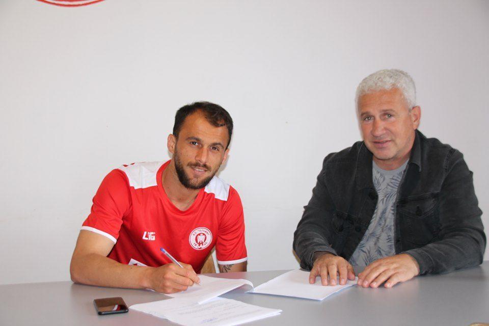 Gjilani nis merkaton, transferon futbollistin nga Shqipëria