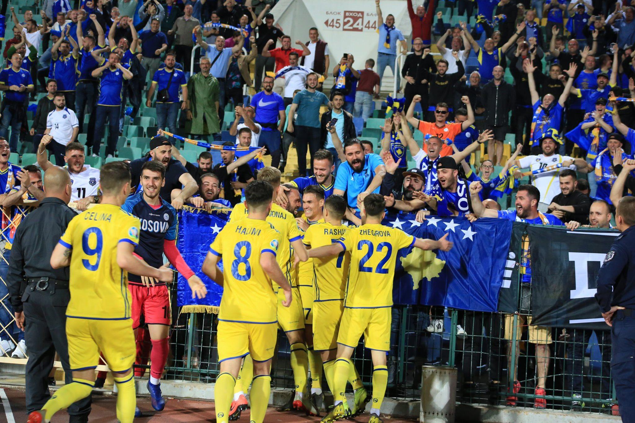 Shiten në afat rekord të gjitha biletat për ndeshjen Angli – Kosovë