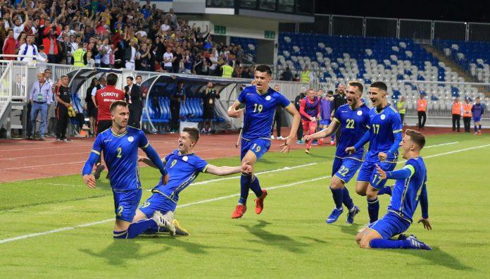 Kosova mposht Turqinë, rrëmben pozitën e parë në grup