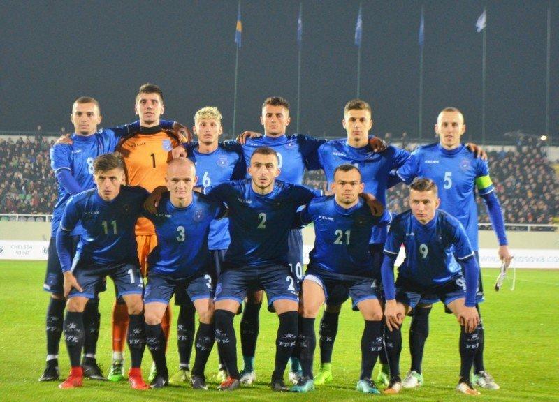 Anglia U21 'arrë e fortë' për dardanët e rinj