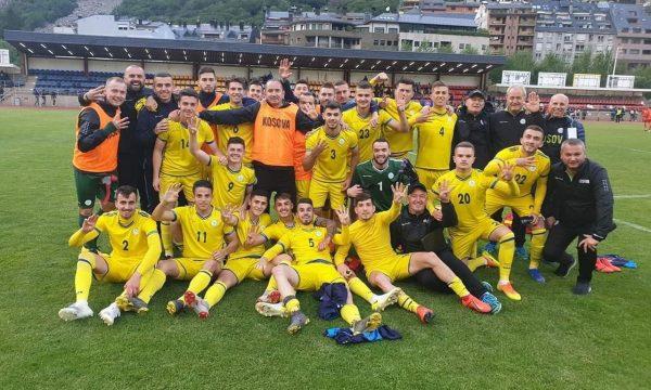 """Kosova U21 – Turqia, """"Dardanët"""" synojnë vendin e parë në grup"""