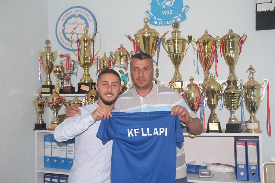 Llapi transferon ish-futbollistin e kombëtares shqiptare