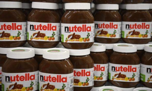 Ndalet prodhimi i Nutella-s, kjo është arsyeja