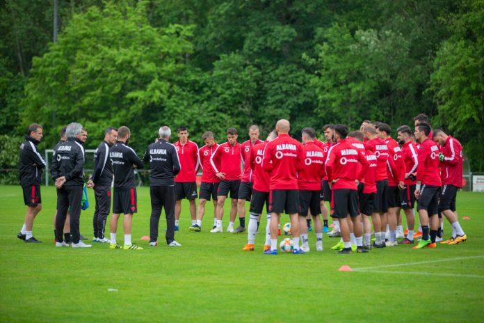 Mungesa të shumta, trajneri i Shqipërisë ndryshon formacionin