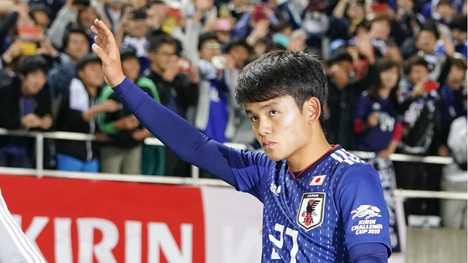 Njihuni me 'Messin japonez' që nënshkroi me Real Madridin