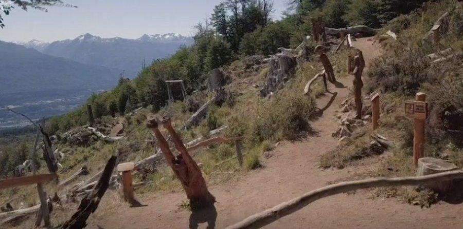 Njihuni me pyllin artistik, skulptura nga druri gjithandej
