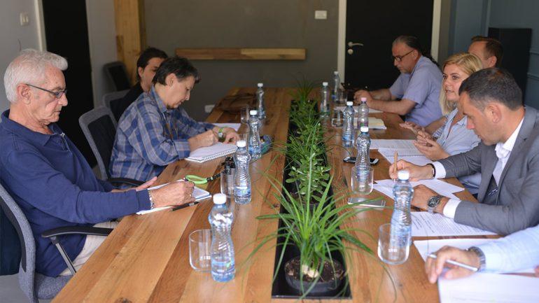 Përfaqësuesit e Bankës Botërore vizituan Kamenicën