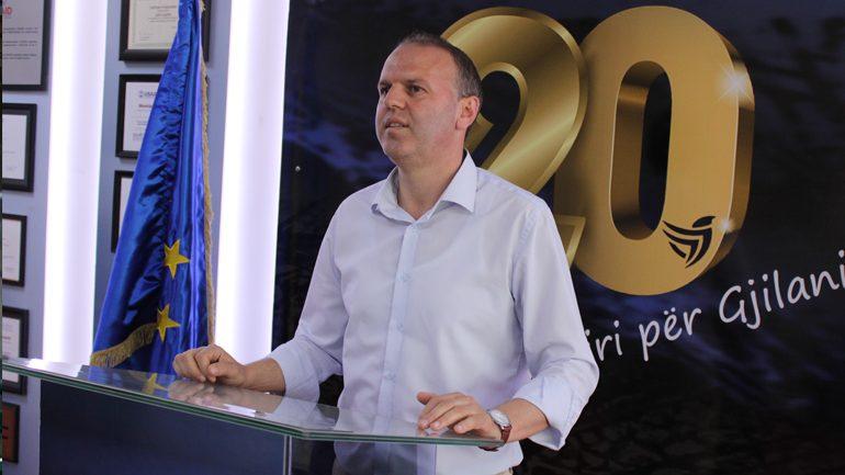 Syla: Administrata e Gjilanit për pesë muaj ka shqyrtuar dhe përfunduar 54 mijë lëndë