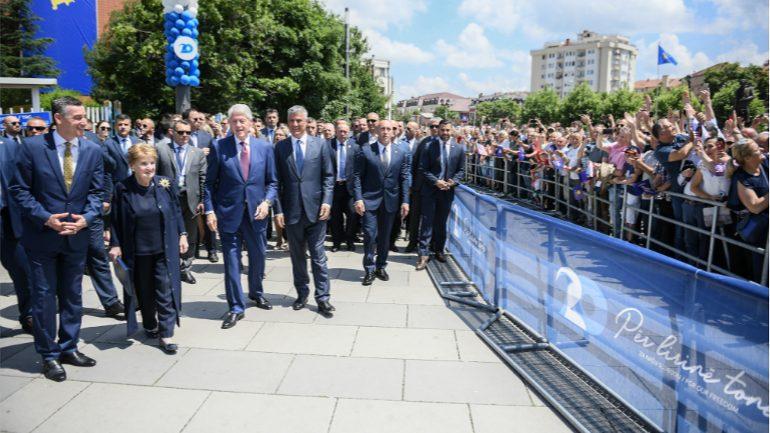 Kosova është një vlerë e re në rajon dhe sjellë paqe për të gjithë