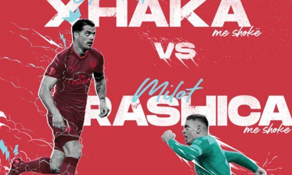Xhaka dhe Rashica nesër në Prishtinë, detaje rreth ndeshjes