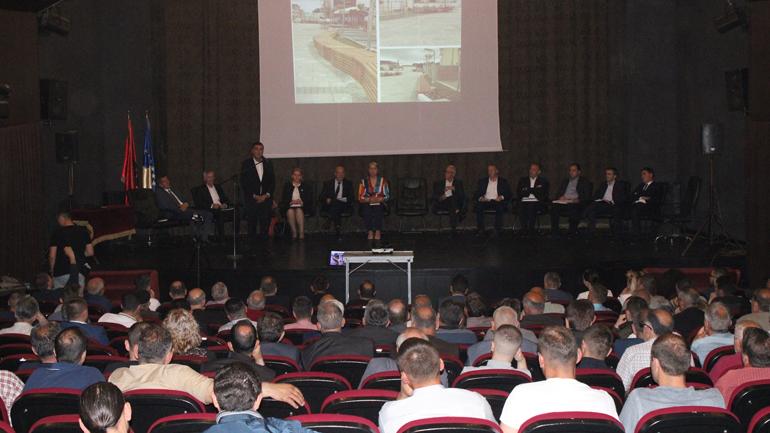 Haziri: Gjilanin nuk mund ta nëpërkëmb më askush në jetësimin e planeve të veta zhvillimore