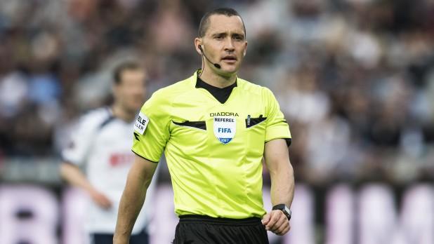 UEFA cakton gjyqtarët për ndeshjen Bullgari-Kosovë