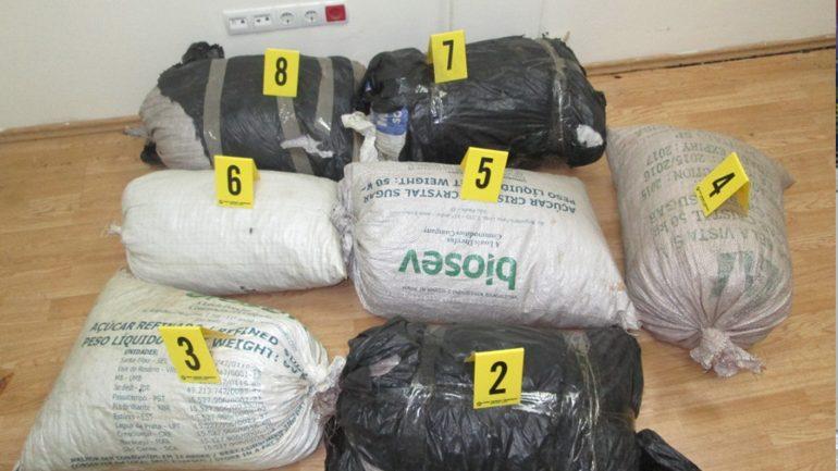Policia e Kosovës sekuestron 48 kilogramë drogë