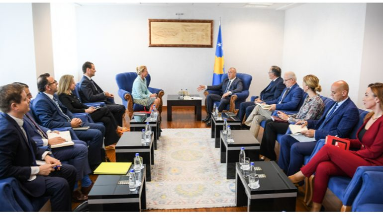 Haradinaj: FMN faktor i rëndësishëm i zhvillimit ekonomik të Kosovës