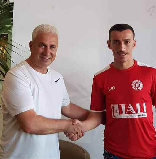 Gjilani zyrtarizon transferin e radhës, vjen nga Shqipëria
