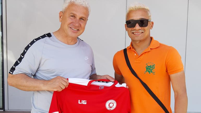 ZYRTARE: Jackson Ferreira lojtari ri i Gjilanit