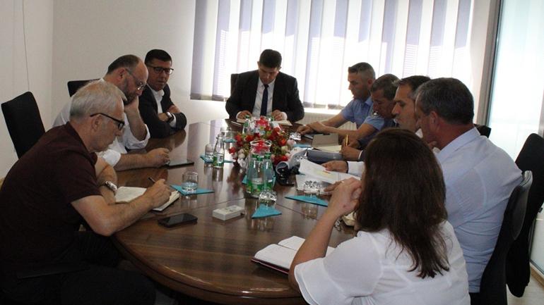 Task Forca vlerëson se as pas reshjeve të fundit, nuk ka ndyshuar gjendja me ujin e pijshëm në Gjilan