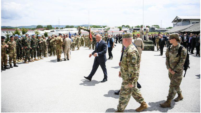 Ndërhyrja e NATO-s në Kosovë, ndërprerja e gjenocidit dhe spastrimit etnik janë vlera më sublime për lirinë dhe jetën