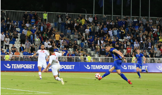 Turqit ankohen për një incident në ndeshjen me Kosovën