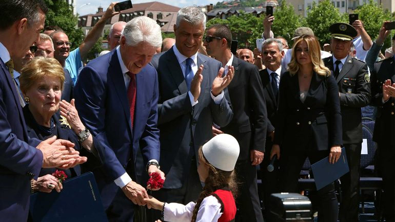Presidenti Thaçi: Kosova është mburrja dhe krenaria jonë