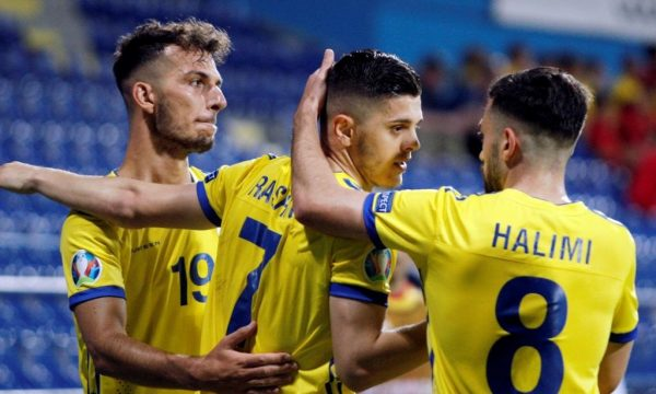 UEFA 'shpërblen' yllin e Kosovës, Rashica në vëmendjen evropiane