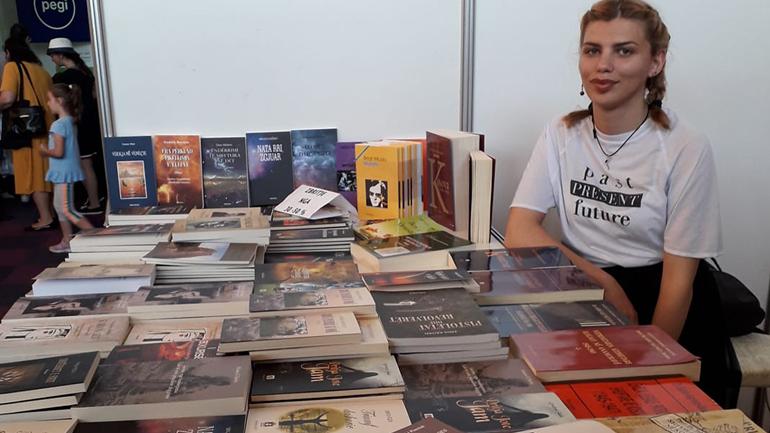 """Shtëpia Botuese """"Beqir Musliu"""", e kënaqur me interesimin e lexuesve"""