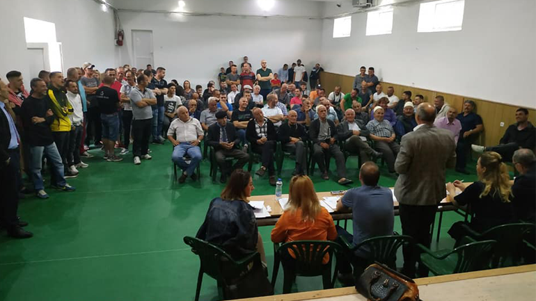 Konstituohet këshilli i fshatit në Llashticë