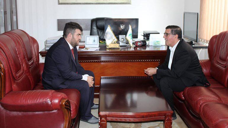 Haziri viziton KBI në Gjilan në prag të Fitër Bajramit