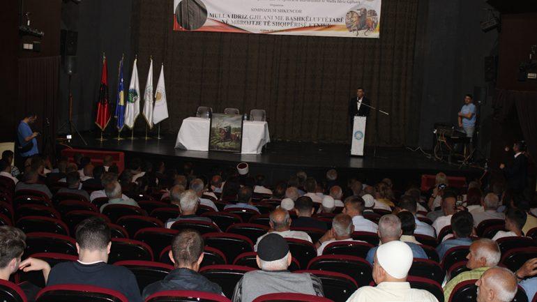 Në Gjilan po mbahet simpozium shkencor kushtuar jetes dhe veprës së kolosit, Mulla Idriz Gjilani