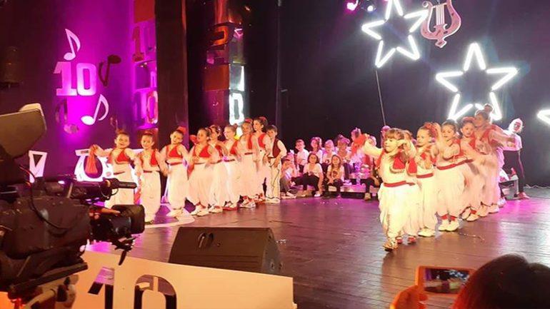 """U mbajt edicioni i 10-të jubilar i Festivalit të këngës për fëmijë """"LYRA"""""""