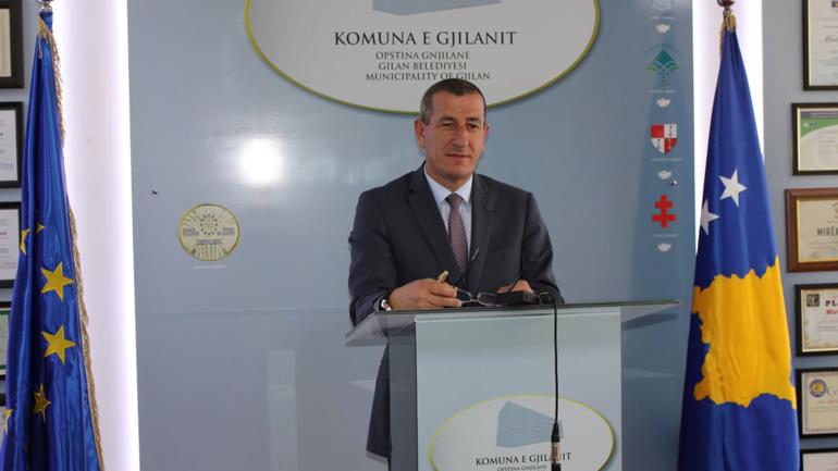 Korça: Në Gjilan, kemi realizuar qindra projekte infrastrukturore brenda pesë muajve