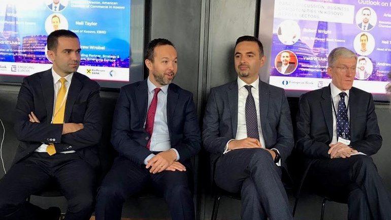 Oda Amerikane prezanton potencialet për investime në Kosovë edhe në Britani të Madhe