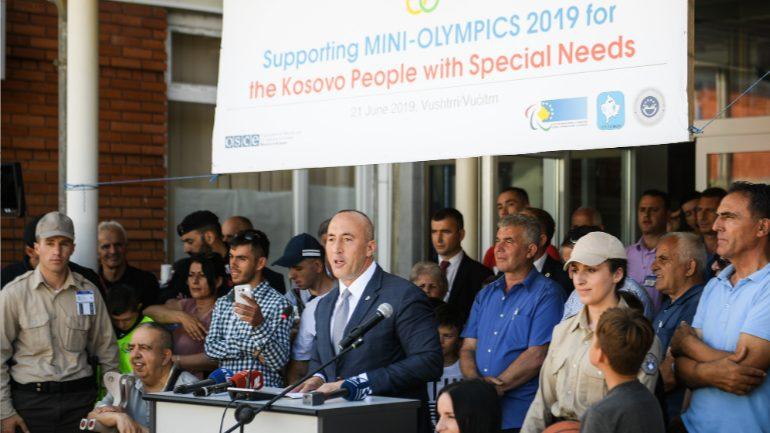 Kryeministri: Do të jemi mbështetës të vazhdueshëm të personave me nevoja të veçanta