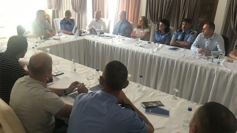 Policia e Kosovës e përkushtuar për të krijuar siguri dhe prosperitet për qytetarët