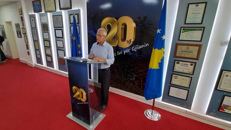 Berisha: Drejtoria e Kadastrit i ka kryer 11 mijë lëndë në shërbim të qytetarëve për pesë muaj