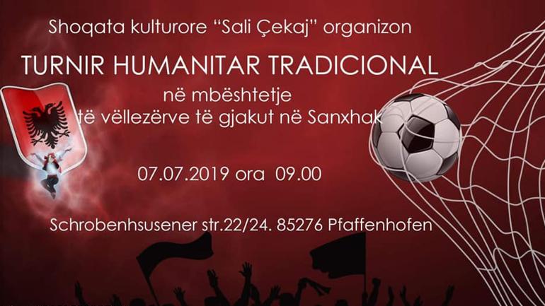 """Shoqata """" Sali Çekaj"""" nga Gjermania përkrah shqiptarët e Sanxhakut"""