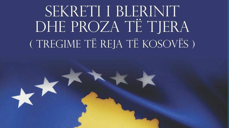 Vjen edhe me një libër të ri për Kosovën!