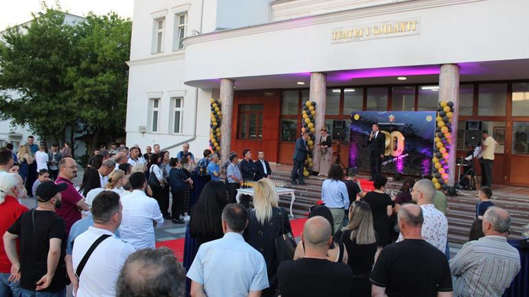 Haziri ndihet krenar me sukseset dhe punën profesionale të teatrit