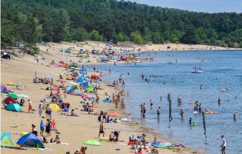 Temperatura të larta në Gjermani, deri në 40 gradë