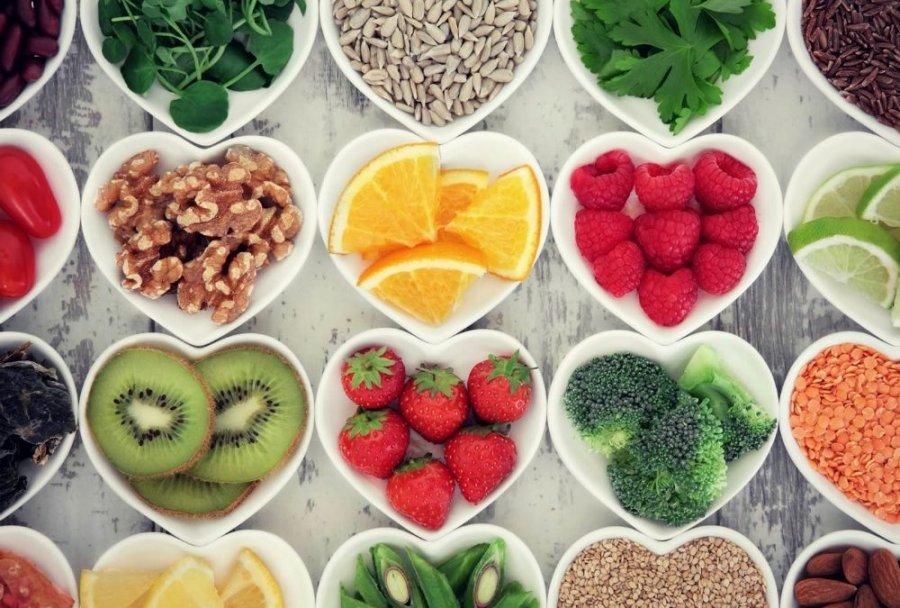 Ushqimet që ndihmojnë në metabolizmin tuaj