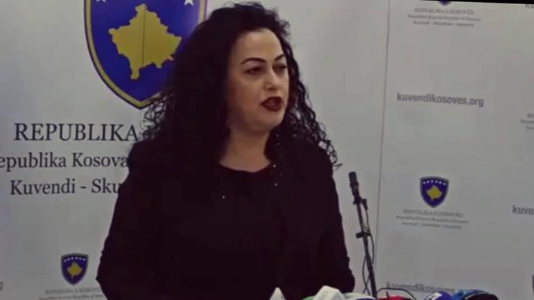 Valentina Bunjaku Rexhepi synon sërish Parlamentin