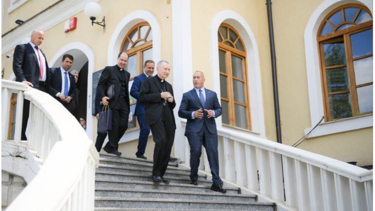 Kryeministri Haradinaj kërkon njohje nga Selia e Shenjtë
